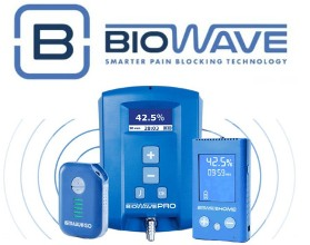 BIOWAVE Smarter Pain Blocking Tech